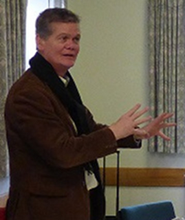 Stephen Lloyd MP speaking at Mid Sussex AGM