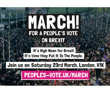 People's Vote 23rd March