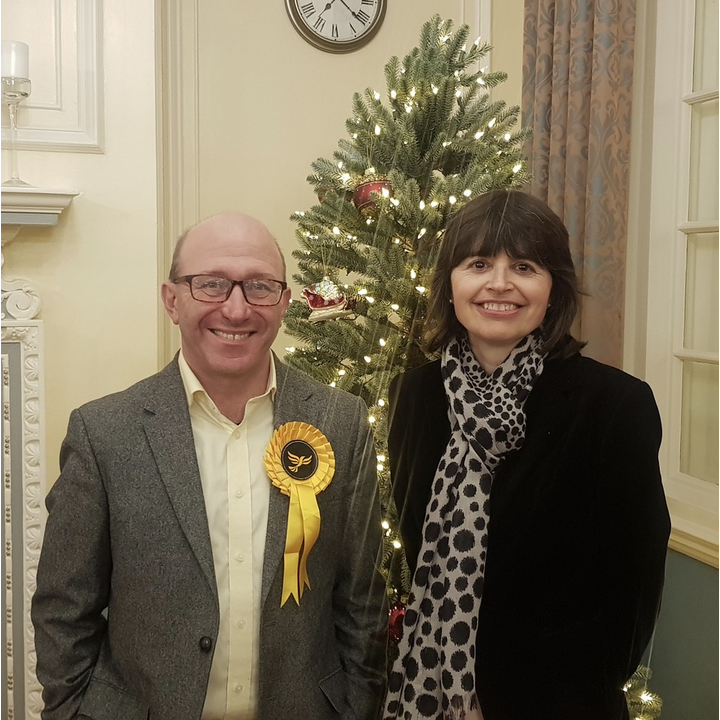Baroness Kate Parminter Lib Dem Peer - our guest on Tuesday 3rd December