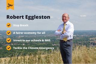 Robert Eggleston - Liberal Democrat Candidate for Mid Sussex