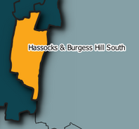 Hassocks and Burgess Hill South